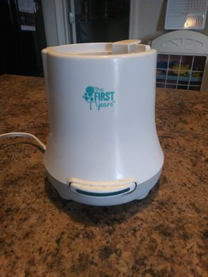 Photo First Years Quick Serve Bottle Warmer