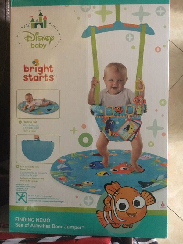 a793d8231331 Disney Baby-Bright starts-Door Jumper for Sale in Plantation