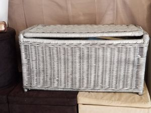 Wicker Basket for Sale in Alexandria, VA