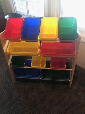 Children toy organizer for Sale in Bellevue, WA