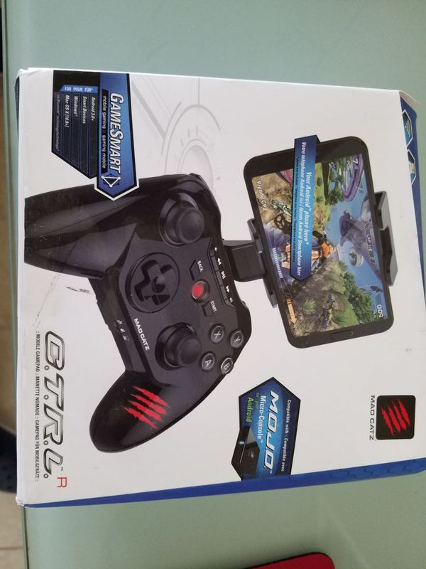 Game Controller (Mad Catz for Sale in Miramar, FL - OfferUp