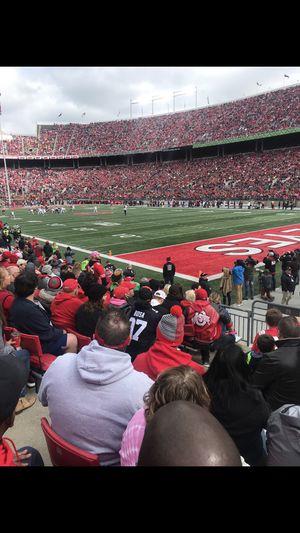 OSU-MICHIGAN TIX 29AA Row 10 Seats 3 and 4 for Sale in Orient, OH