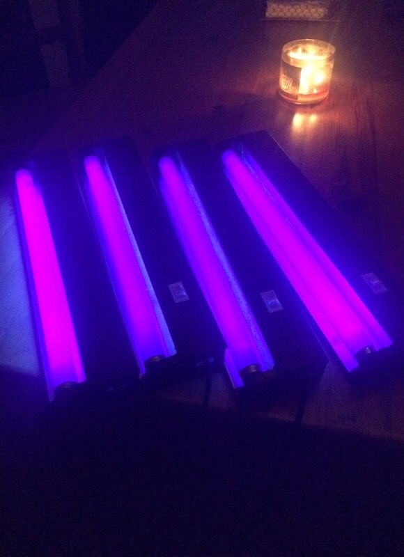 4 blacklight bars party lights electronics in seattle wa offerup mozeypictures Image collections