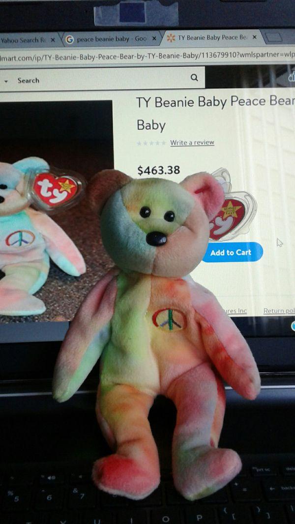 57ca21131ee TY Beanie Baby