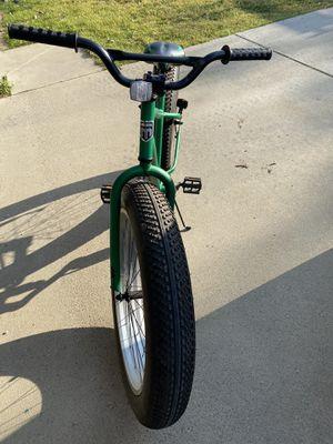 Photo Fat tire Mongoose bike