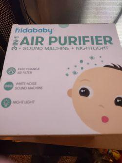 Baby Air Purifier 3-in-1 Thumbnail