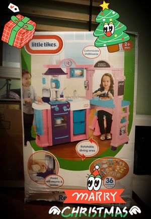 """BRAND NEW, NEVER OPENED """"LITTLE TIKES"""" KITCHEN for Sale in Silver Spring, MD"""