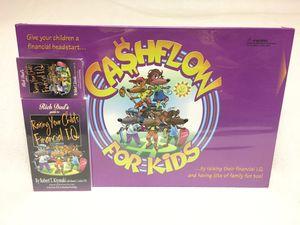 Cash Flow for Kids Game New Sealed for Sale in Parkville, MD