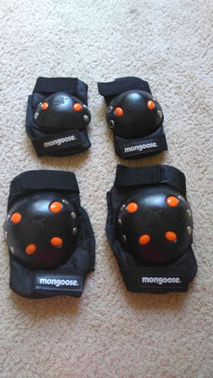 NWOT Mongoose child's knee and elbow pads for Sale in Vienna, VA