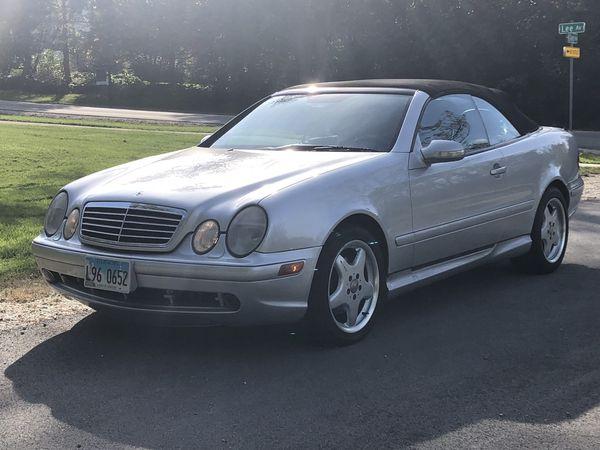 2001 Mercedes Clk 430 Amg Edition