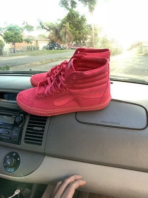 def5ba00acdbd6 Sk8-Hi Vans Size 12 for Sale in Pompano Beach