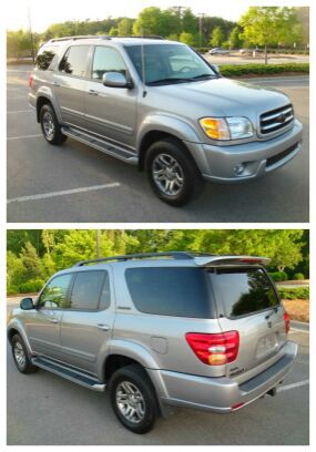 2004 Toyota Sequoia Automatic For Sale In Orlando Fl Offerup