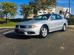 2003 Mitsubishi Galant 4 cyl has 130xxx miles runs very smooth very clean in and out cold AC has cd fm am all power window sunroof doors locks New for Sale in Sterling, VA