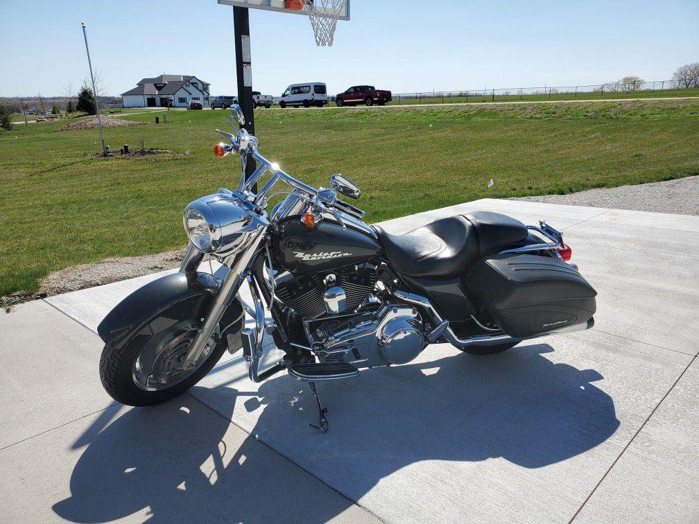 Photo 2007 Harley Davidson Road King Custom