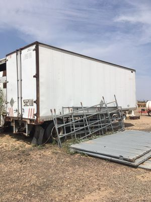 Container and Carriage for Sale in Phoenix, AZ