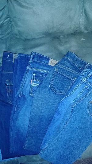 Size 8 girls jeans for Sale in Fort Belvoir, VA