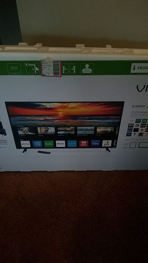 50 inch Vizio Smart TV for Sale in Detroit, MI