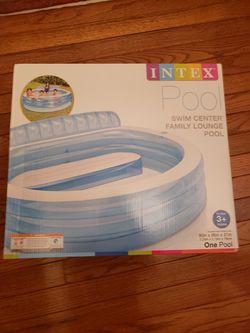 Intex Swim Center Family Lounge Pool Thumbnail
