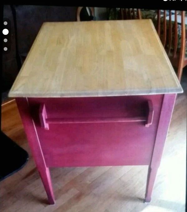 Better Homes And Gardens Butcher Block Kitchen Island For