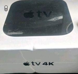 Used, Apple TV box 4k for sale  Fayetteville, AR