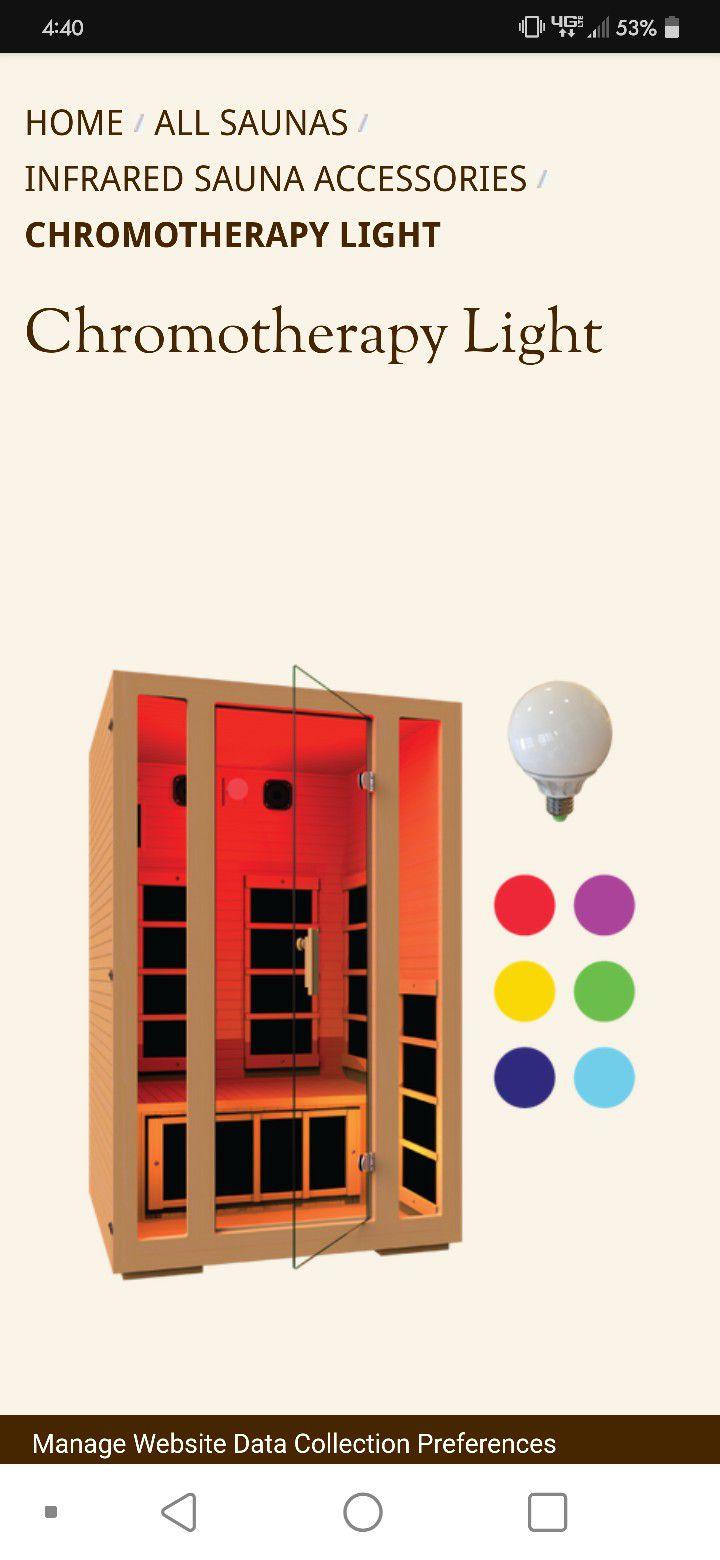 Infrared Sauna - 1 Person