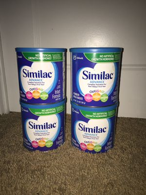 Similac Advance for Sale in Gaithersburg, MD