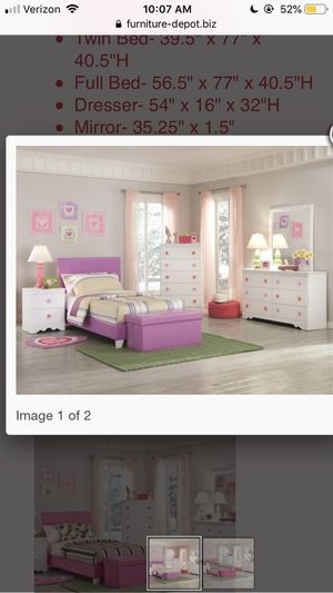 New and Used Bedroom set for Sale in Memphis, TN - OfferUp