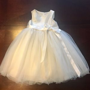 New and used flower girl dresses for sale in greenville sc offerup davids bridal flower girl dress size 4 for sale in simpsonville sc mightylinksfo