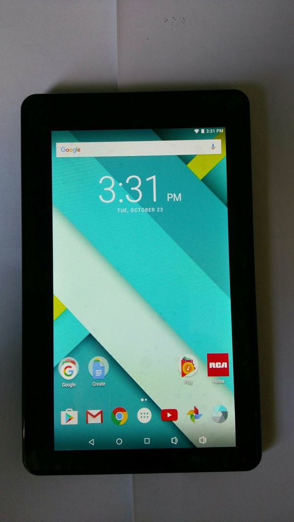 RCA Tablet 16GB for Sale in Greenacres, FL - OfferUp