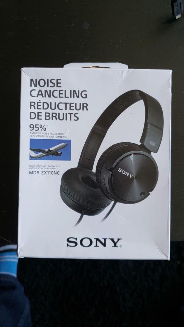 12eec798b10 Sony Noise Canceling Headphones Mdrzx110nc - Image Headphone Mvsbc.Org