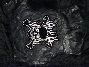 Men's Diamond Plate Buffalo Leather Vest for Sale in Salt Lake City, UT