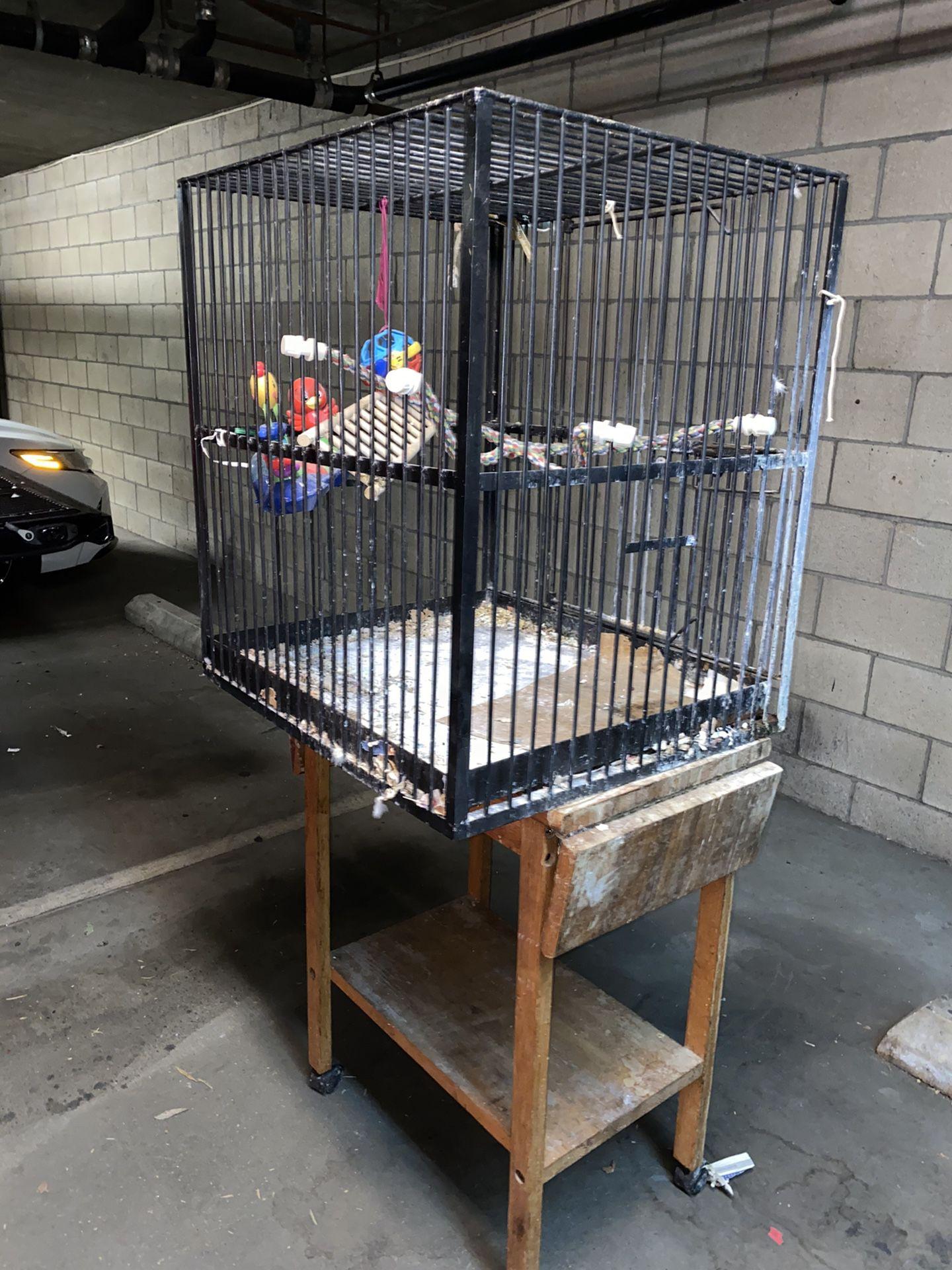 Big Bird Cage