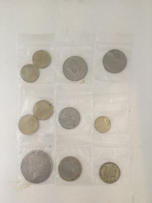 COINS!!! PRICE NEGOTIABLE AND ALL ARE 100% AUTHENTIC READ DESCRIPTION PLEASE! for Sale in Tampa, FL