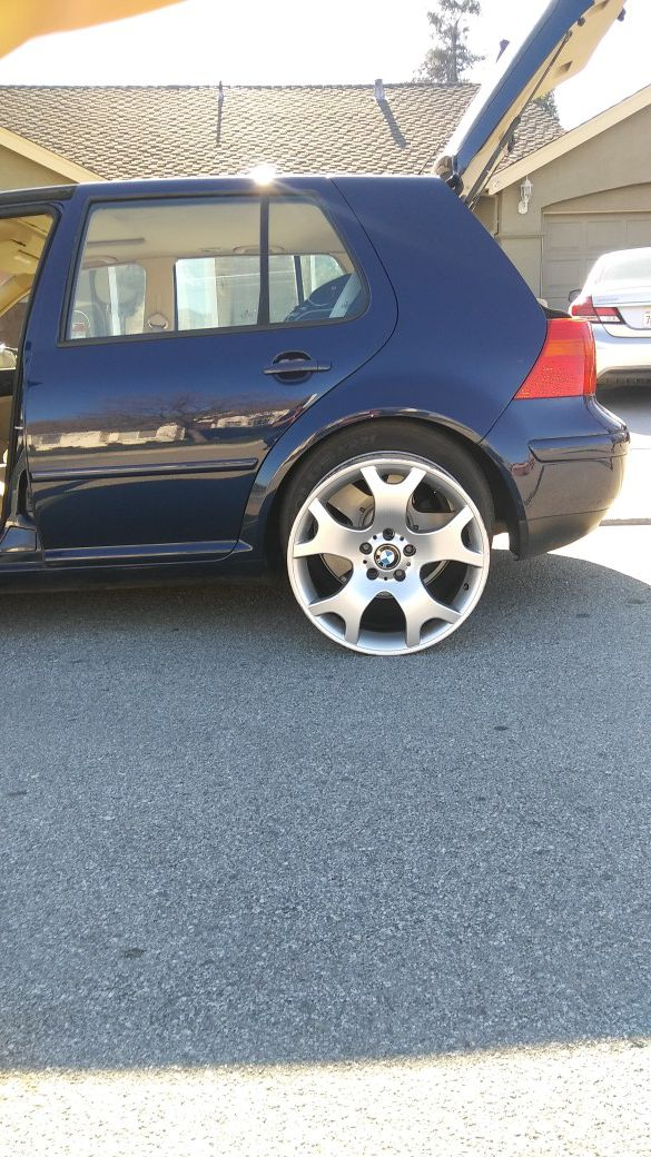 Bmw X5 Tuning Fork Wheels Offset 19 Inch For Sale In San Jose Ca Offerup