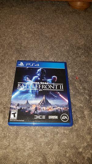 Star wars battlefront 2 for Sale in Phoenix, AZ