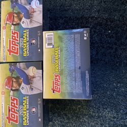 ( OFFERS ) 2020 Topps MLB Baseball Update Series Mega Box Target Exclusive FACTORY SEALED Thumbnail