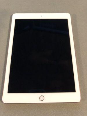 Rose gold iPad Pro WiFi plus cellular for Sale in Swartz Creek, MI