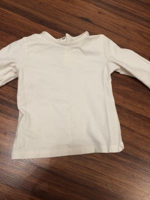 Gently used size 12 months Burberry long sleeve shirt for Sale in Annandale, VA
