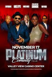 Platinum Comedy Tour - 2 Tickets for Sale in San Diego, CA
