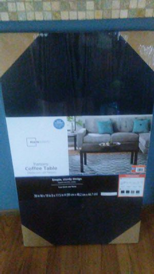 NEW!! Coffee table for Sale in Lynchburg, VA