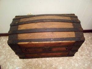 Antique dome chest for Sale in Farmville, VA