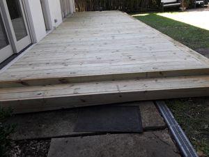 Pisos de madera y cercas for Sale in Irving, TX