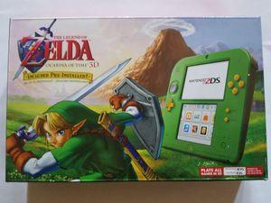 Zelda edition 2ds 150$ for Sale in Las Vegas, NV