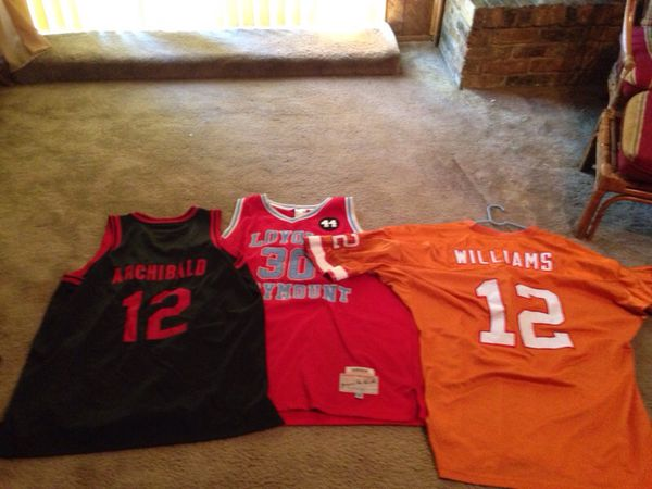 first rate fe9a8 c2dac Throwback jerseys for Sale in Dallas, TX - OfferUp