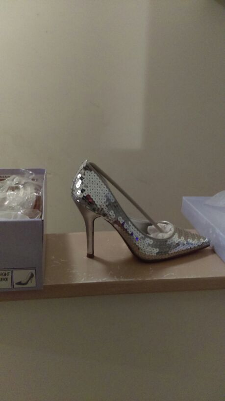 144cd82bc8bb Silver Sequence Heels for Sale in Columbia