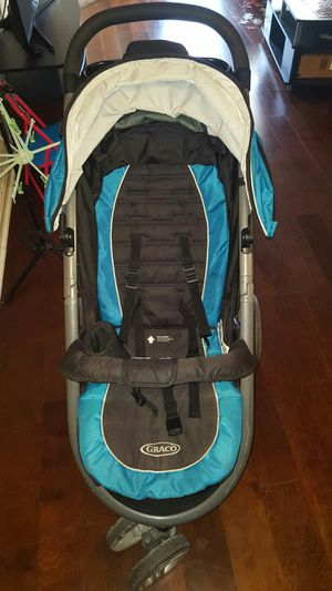 Graco click connect stroller for Sale in Herndon, VA