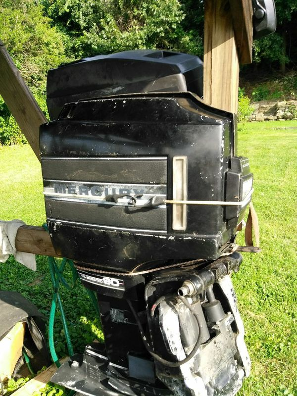 90 Hp Mercury Outboard >> 1989 Mercury Outboard 90 Hp For Sale In Bridgeport Ct Offerup