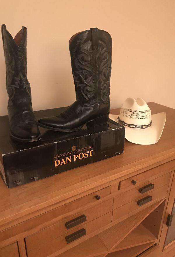8c55da1f7 Dan Post cowboy boots
