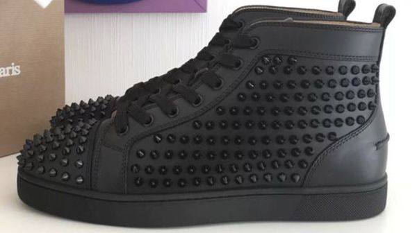 1f93b1f496a Christian Louboutin Louis Flat Spikes (Clothing   Shoes) in Kenmore ...