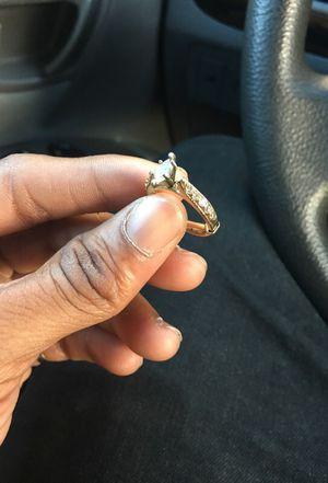 10k gold ring for Sale in Davenport, FL